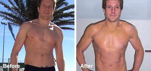 Lose weight swim or run image 2
